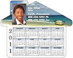 Calendar House Magnets